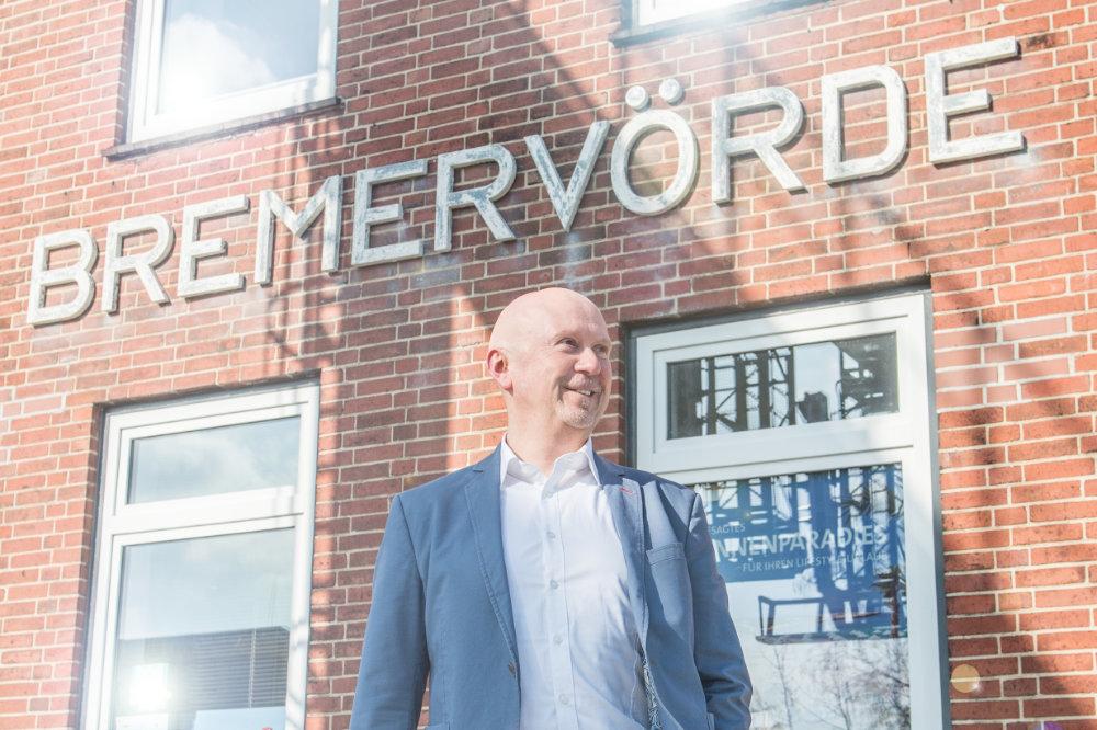 Michael Hannebacher - Bürgermeisterkandidat für Bremervörde 2021
